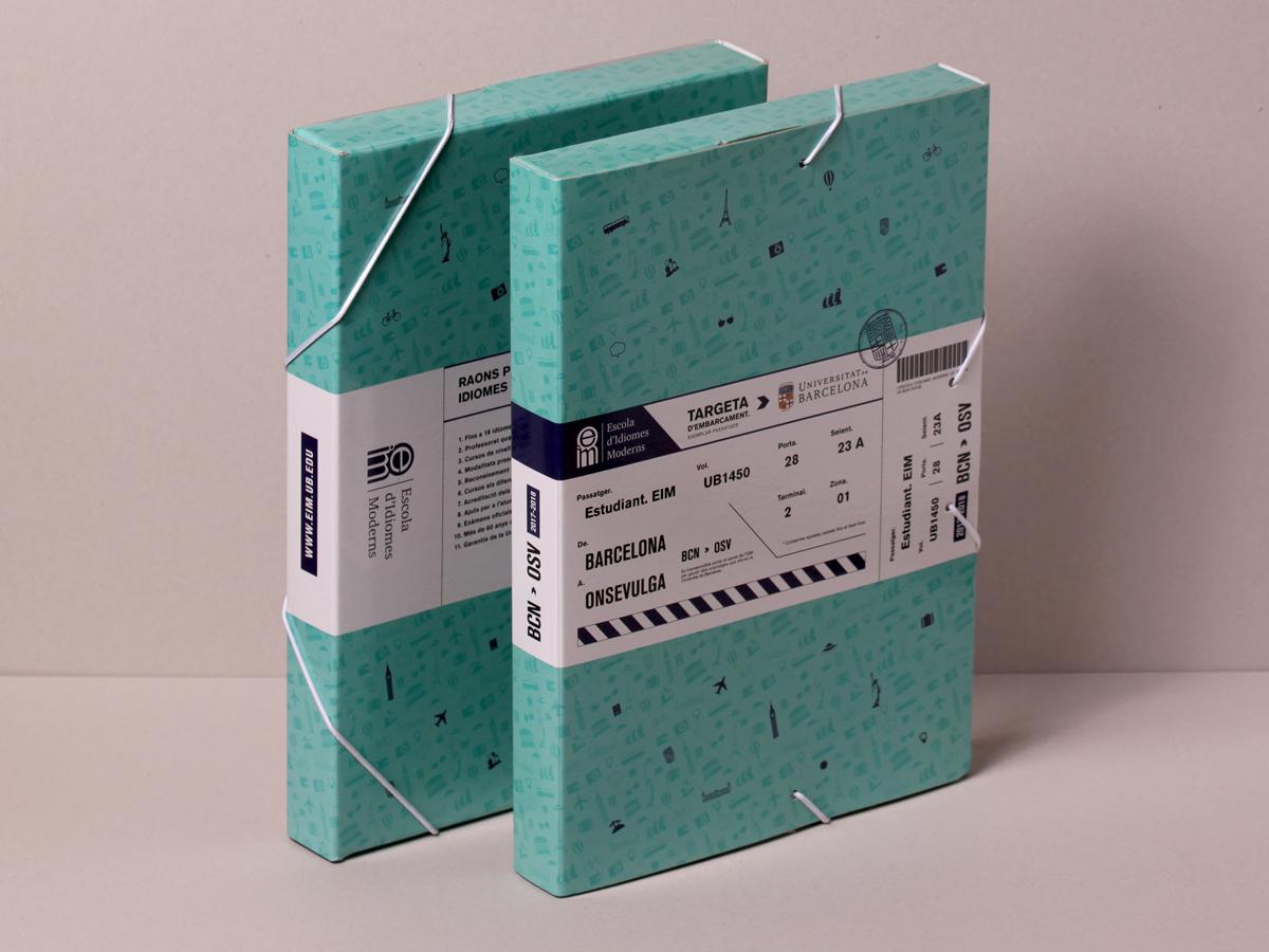 UB Folder